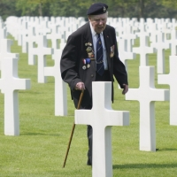 Normandie - Looking for a old fiend but never forgotten