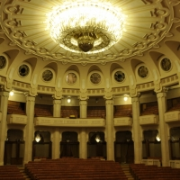 Bucarest - Parliament Theater